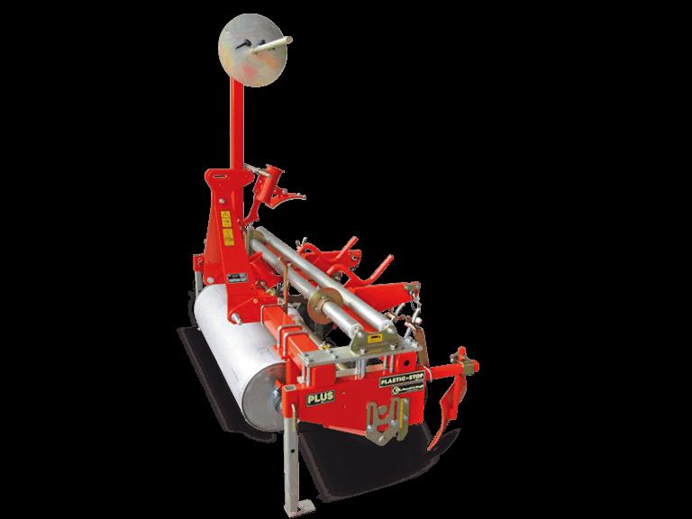 mulcher, Plastic layer Machines