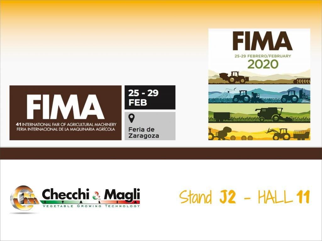 Evento FIMA 2020 | Checchiemagli.com